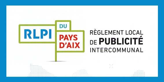 Règlement local de publicité intercommunal