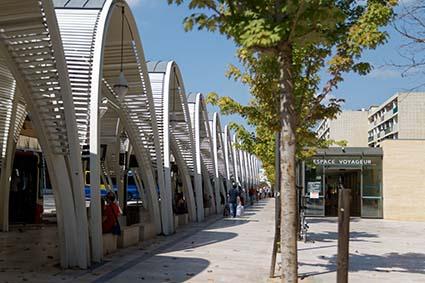 Gare Routière Aix en Provence