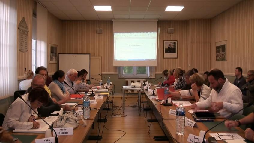 Rognes - Conseil Municipal du 23 septembre 2015