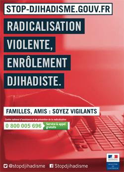 Prévention de la radicalisation