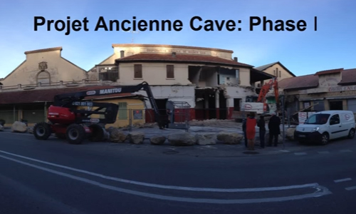 Projet cave : phase I