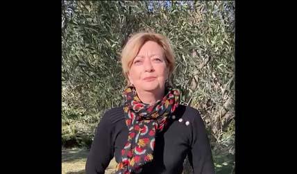 Voeux-2021-Mme Marilyn Brule